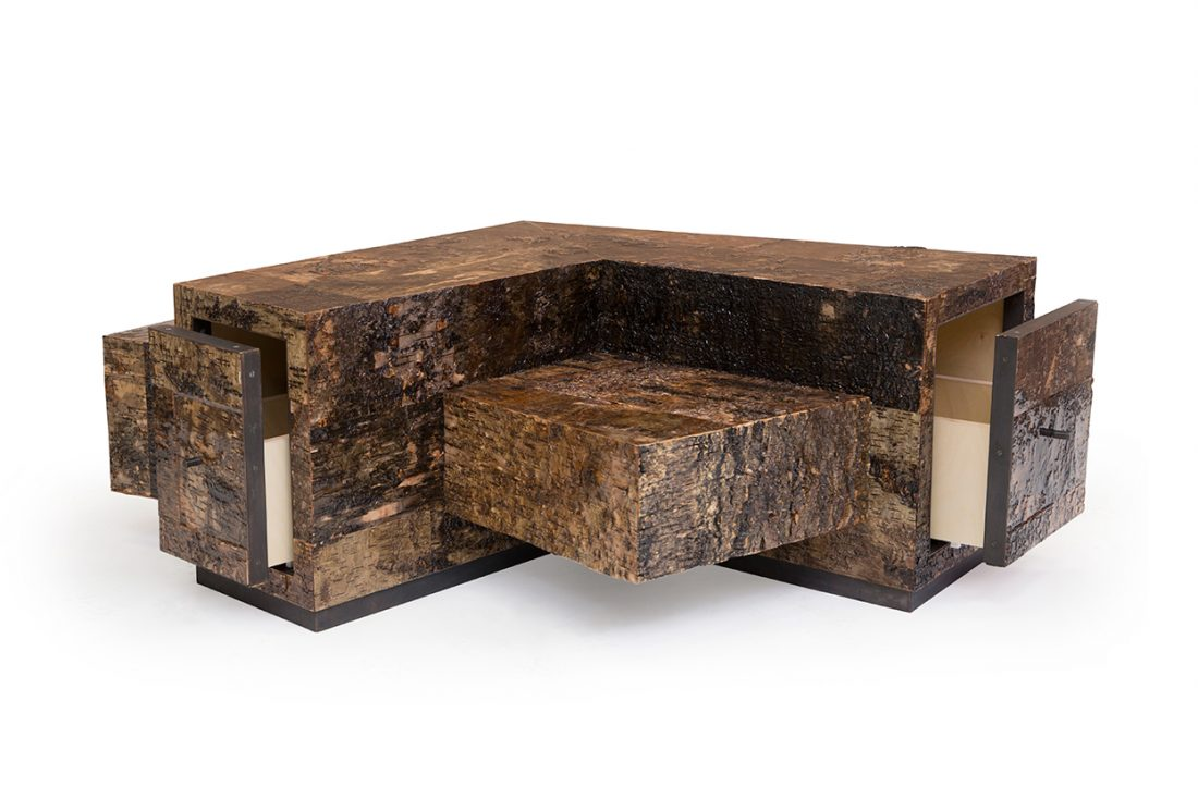 Charmant ... Coffee Table Beech S Lack Wood Birch ...